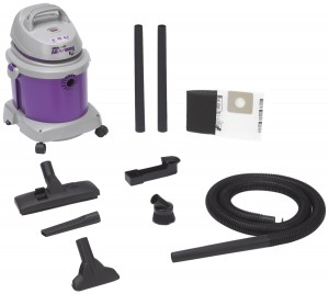 Shop-Vac 5895400 4.5-Peak Horsepower AllAround EZ Series Wet:Dry Vacuum, 4-Gallon