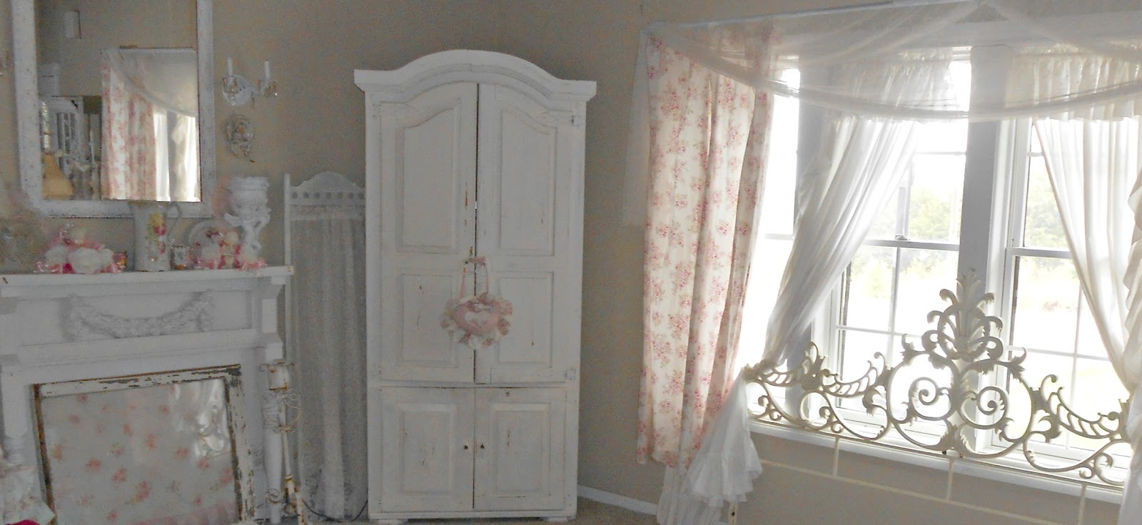 How to shabby chic furniture the basic woodworking - Shabby chic interiors soggiorno ...