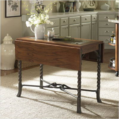 Facts about drop leaf dining tables for Rectangular dining tables for small spaces