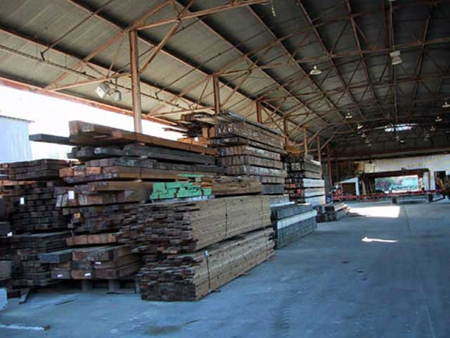 Where To Find Reclaimed Wood 11 Sources The Basic