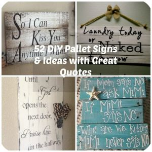 Pallet Signs and ideas