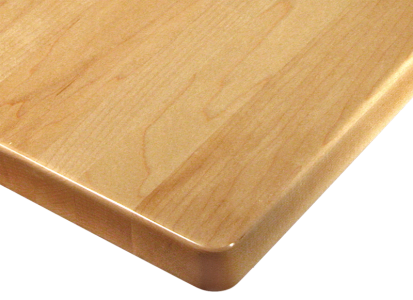 best wood for table top
