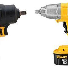 Impact Wrench vs Impact Driver