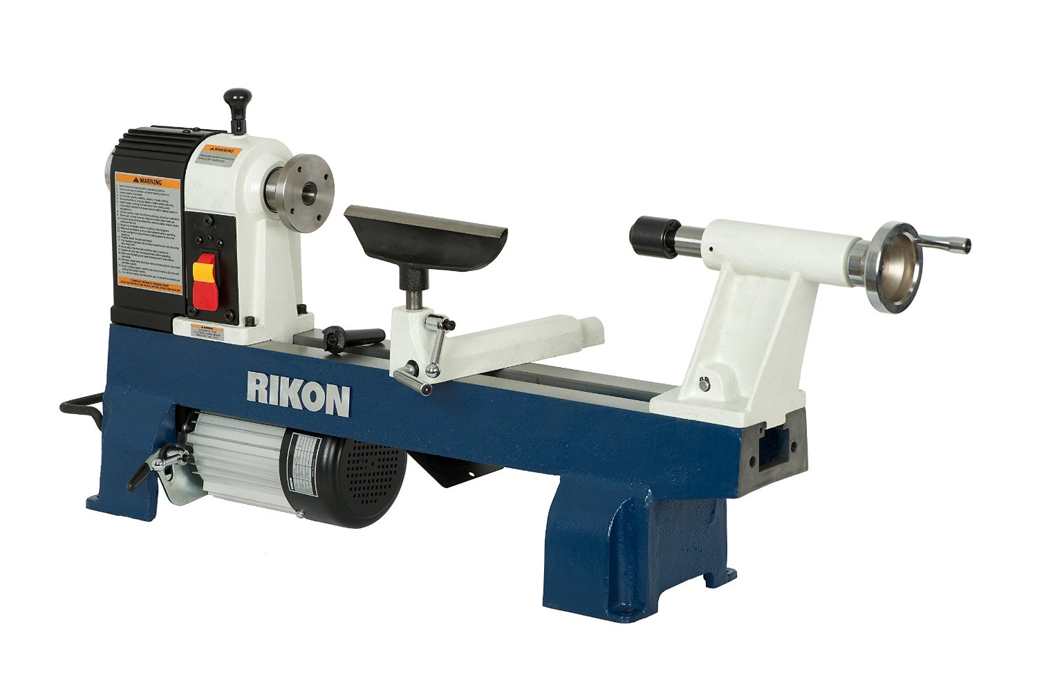 Rikon 70 100 Mini Lathe Review The Basic Woodworking