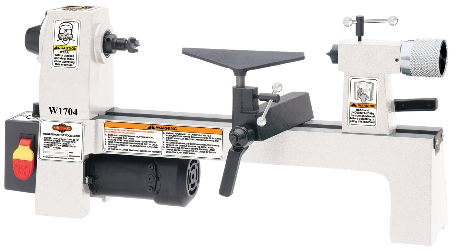 Shop Fox W1704 Review The Basic Woodworking