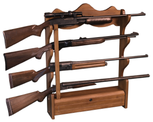 Top 10 Gun Rack Plans The Basic Woodworking