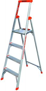 Flip-N-Lite 300-Pound Duty Rating 6-foot Stepladder