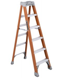 aluminum vs fiberglass ladder