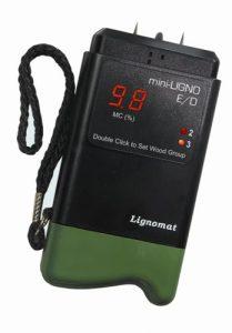 Lignomat Moisture Meter Mini-Ligno E/D
