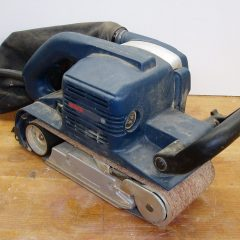 Safety Tips While Using Belt Sander