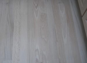 bleach wood floors