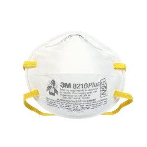 3M 8210PPB1-A-NA Plus Particulate Respirator