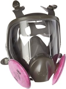 3M Mold Remediation Respirator Kit 68097, Respiratory Protection