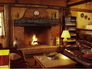 how to craft fireplace