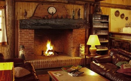 DIY Project Idea: Crafting Your First Fireplace