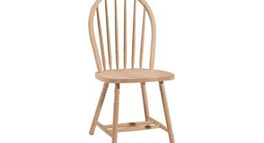 How to Make a Windsor Chair